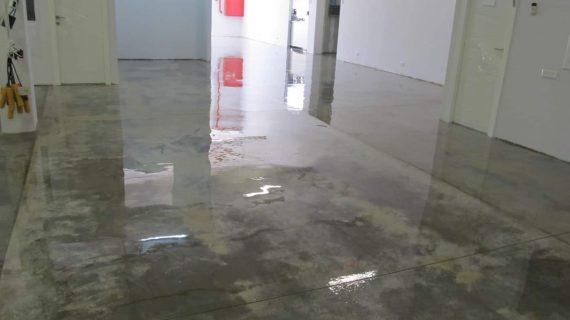 רצפות אפוקסי